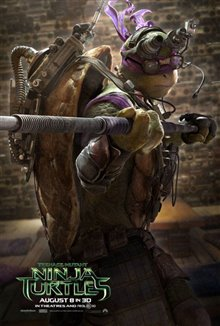 Teenage Mutant Ninja Turtles Poster Large