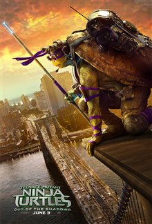 Teenage Mutant Ninja Turtles: Out of the Shadows Photo 37