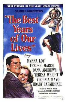 The Best Years of Our Lives Poster Large