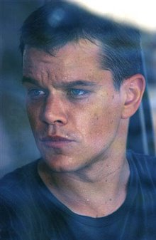 The Bourne Supremacy Poster Large