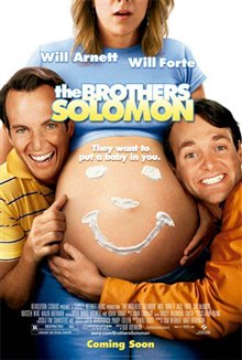 The Brothers Solomon Poster Large