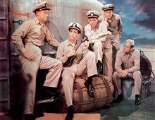 The Caine Mutiny (1954) Poster Large