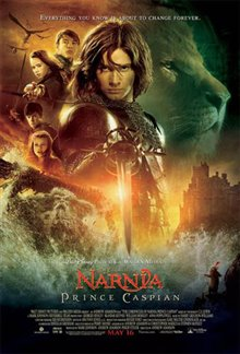 The Chronicles of Narnia: Prince Caspian Poster Large