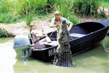 The Crocodile Hunter: Collision Course Poster Large