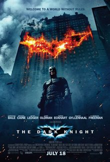 The Dark Knight Poster Large
