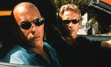 The Fast And The Furious Poster Large