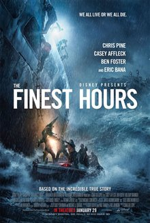 The Finest Hours photo 29 of 29 Poster