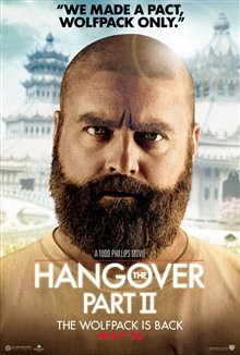 The Hangover Part II Poster Large
