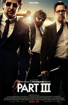 The Hangover Part III Poster Large