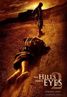 The Hills Have Eyes 2 Poster Large