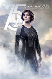 The Hunger Games: Catching Fire Poster Large