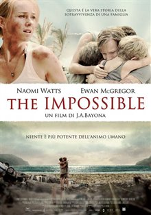 The Impossible Poster Large