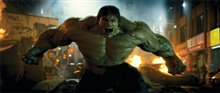 The Incredible Hulk Poster Large