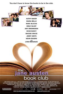 The Jane Austen Book Club Poster Large