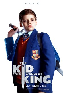 The Kid Who Would Be King Photo 10