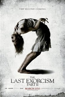 The Last Exorcism Part II Poster Large
