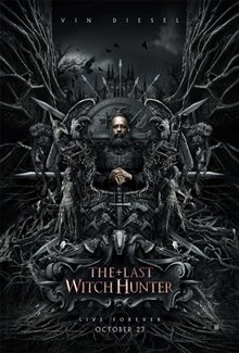 The Last Witch Hunter photo 19 of 21 Poster