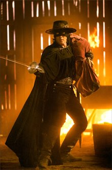 The Legend of Zorro Poster Large