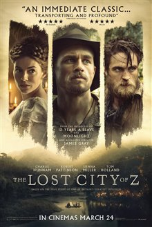 The Lost City of Z (v.o.a.) Photo 24