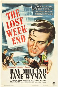 The Lost Weekend Poster Large