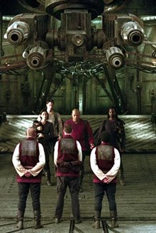 The Matrix Reloaded Photo 50