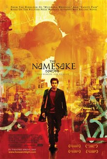 The Namesake Poster Large