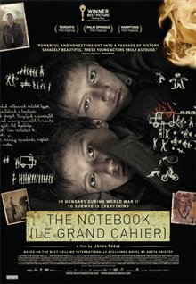 The Notebook (Le grand cahier) Poster Large