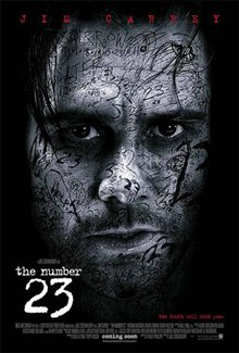 The Number 23 Poster Large