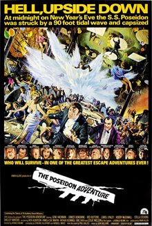 The Poseidon Adventure Poster Large