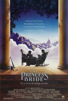 The Princess Bride Poster Large