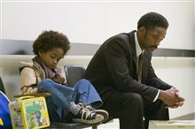 The Pursuit of Happyness Poster Large