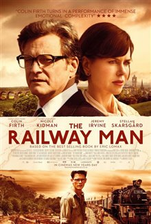 The Railway Man Poster Large