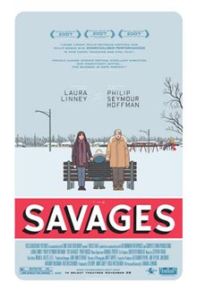 The Savages Poster Large