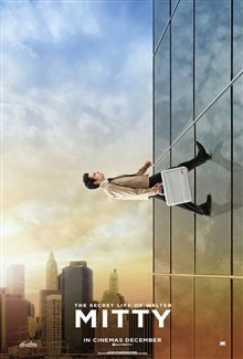 The Secret Life of Walter Mitty Poster Large