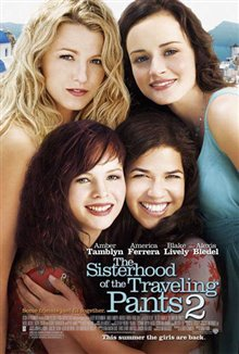 The Sisterhood of the Traveling Pants 2 Poster Large