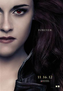 The Twilight Saga: Breaking Dawn - Part 2 Poster Large