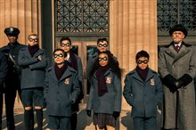 The Umbrella Academy (Netflix) Photo 3
