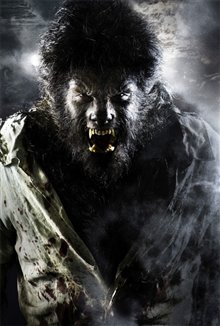 The Wolfman Poster Large