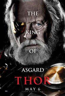 Thor Poster Large