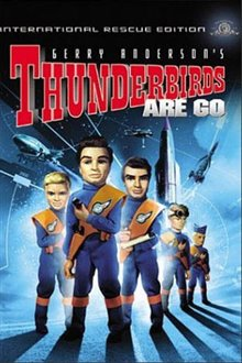 Thunderbirds are Go Poster Large