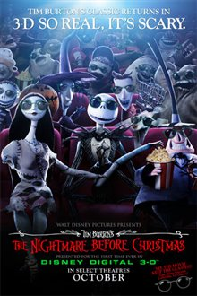Tim Burton's The Nightmare Before Christmas 3-D Photo 14 - Large