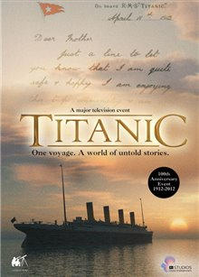 Titanic (mini-series) Poster Large