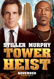 Tower Heist Poster Large