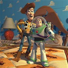 Toy Story & Toy Story 2 Double Feature in Disney Digital 3D Poster Large