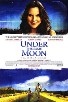 Under the Same Moon Poster Large
