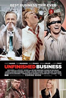 Unfinished Business Photo 12
