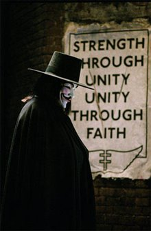 V for Vendetta Photo 36