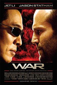 War Poster Large