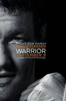 Warrior Poster Large