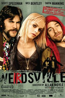 Weirdsville Poster Large